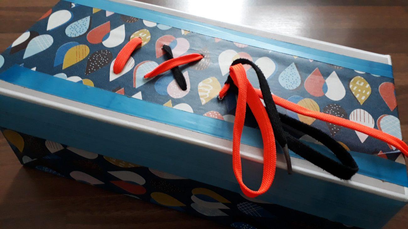 DIY Schuhbändel Lernen