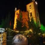 Weihnachtslichter in Fulda