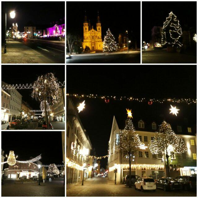 Weihnachtsbeleuchtung Fulda 2020
