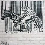 streetart-zebra-und-tiger